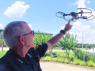Drones - PCSO