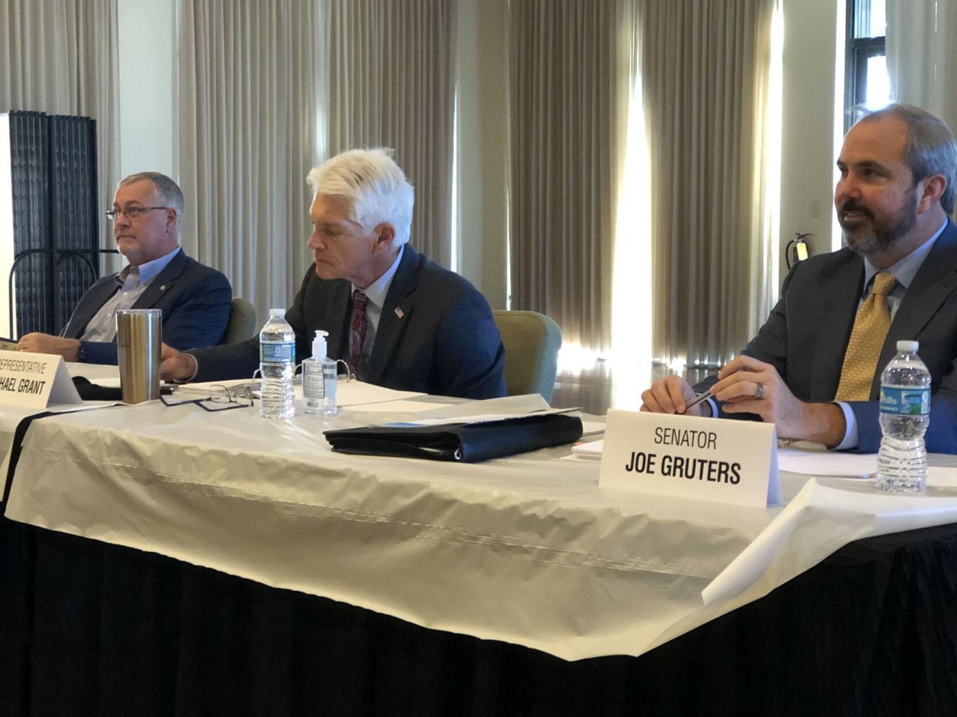 Charlotte County legislative delegates