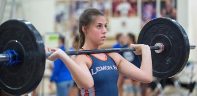 Girls Weightlifting Charlotte Claims Tri Meet Over Lemon Bay North