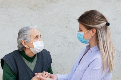 COVID-19 and caregiving