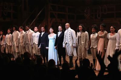 "Cast of ""Hamilton"""