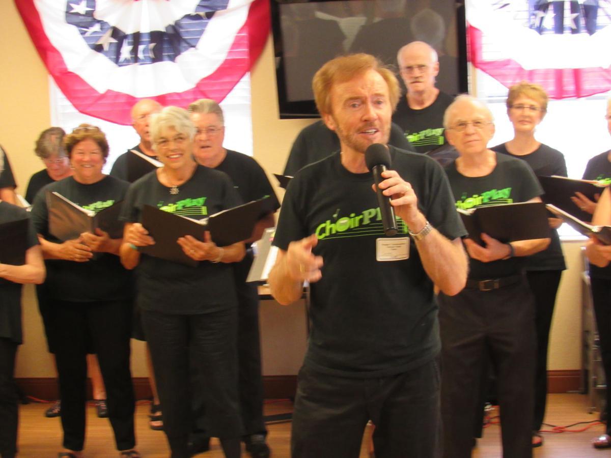 It's Choirplay time again with Cahal Dunn