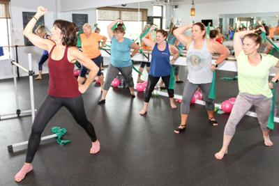 Raising the 'barre' for fitness