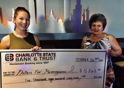 Dollars for Mammograms fundraiser