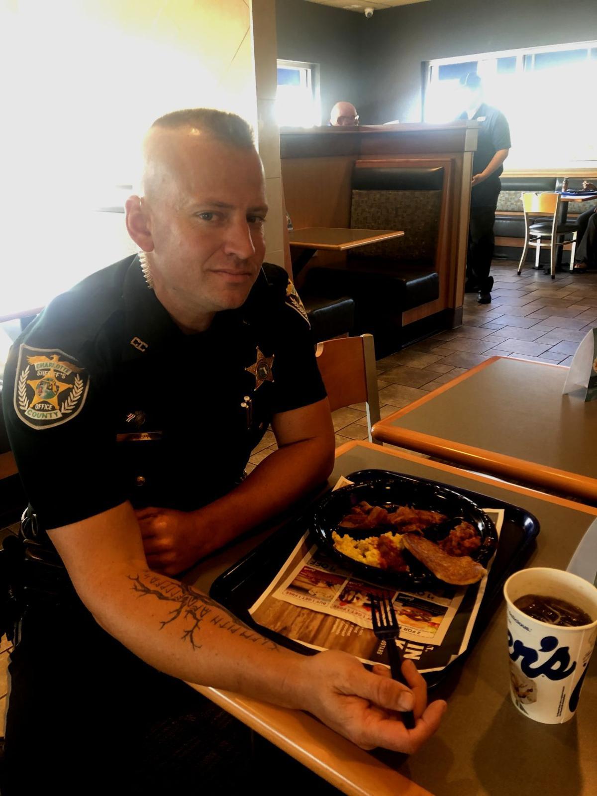 deputy breakfast