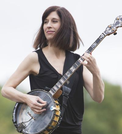 Banjo queen swings through for two Gulf Coast concerts