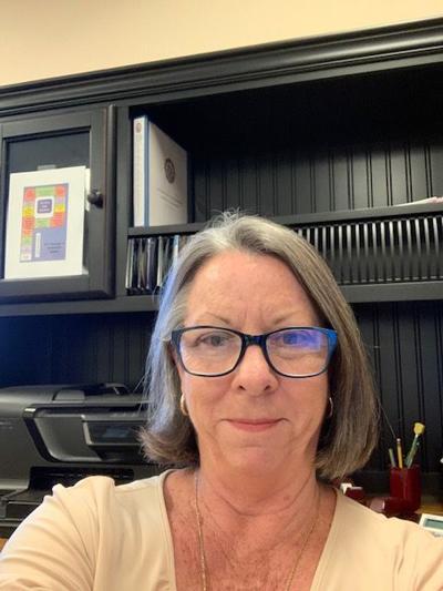 DeSoto County emergency management interim director Catherine Furr