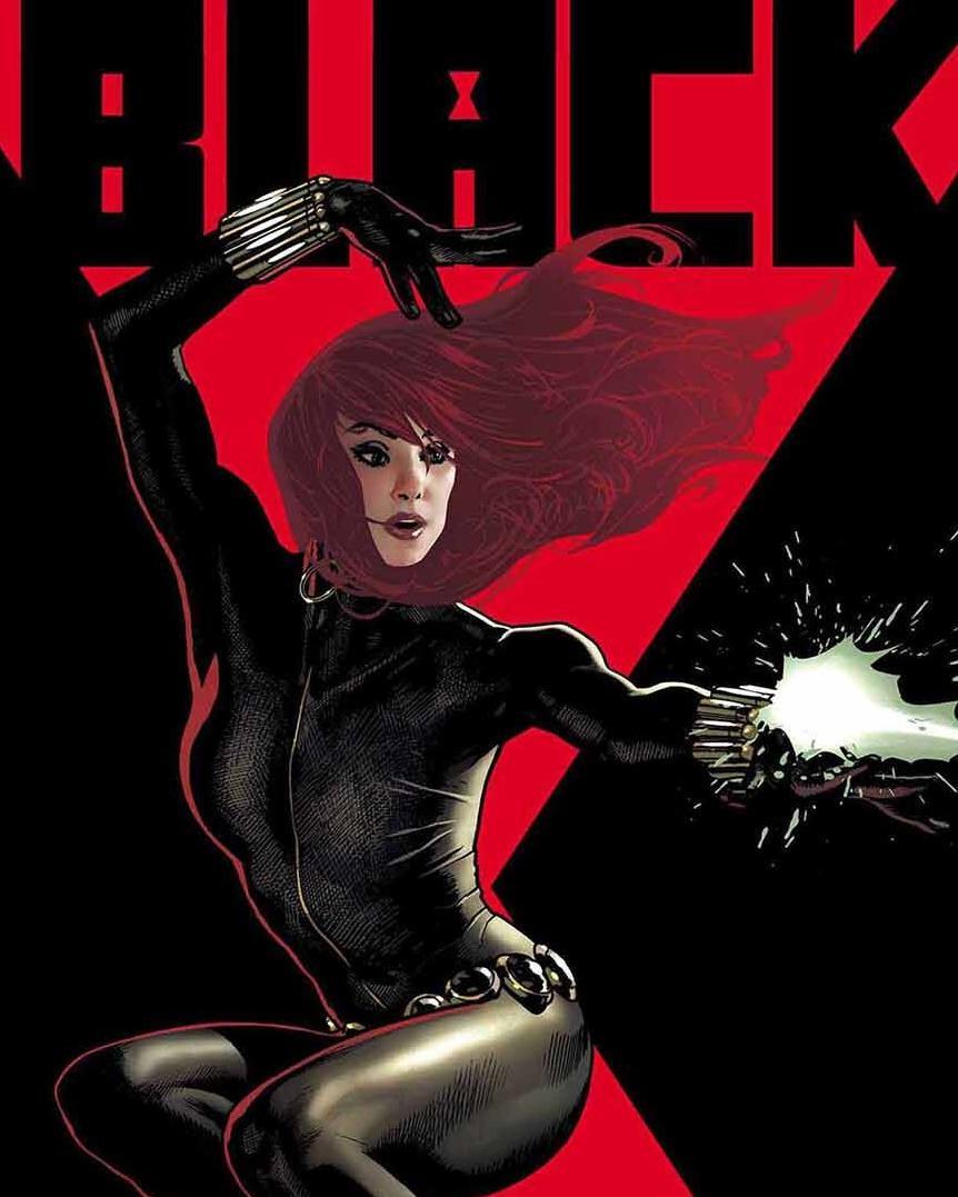 """Black Widow"" #1 2020"