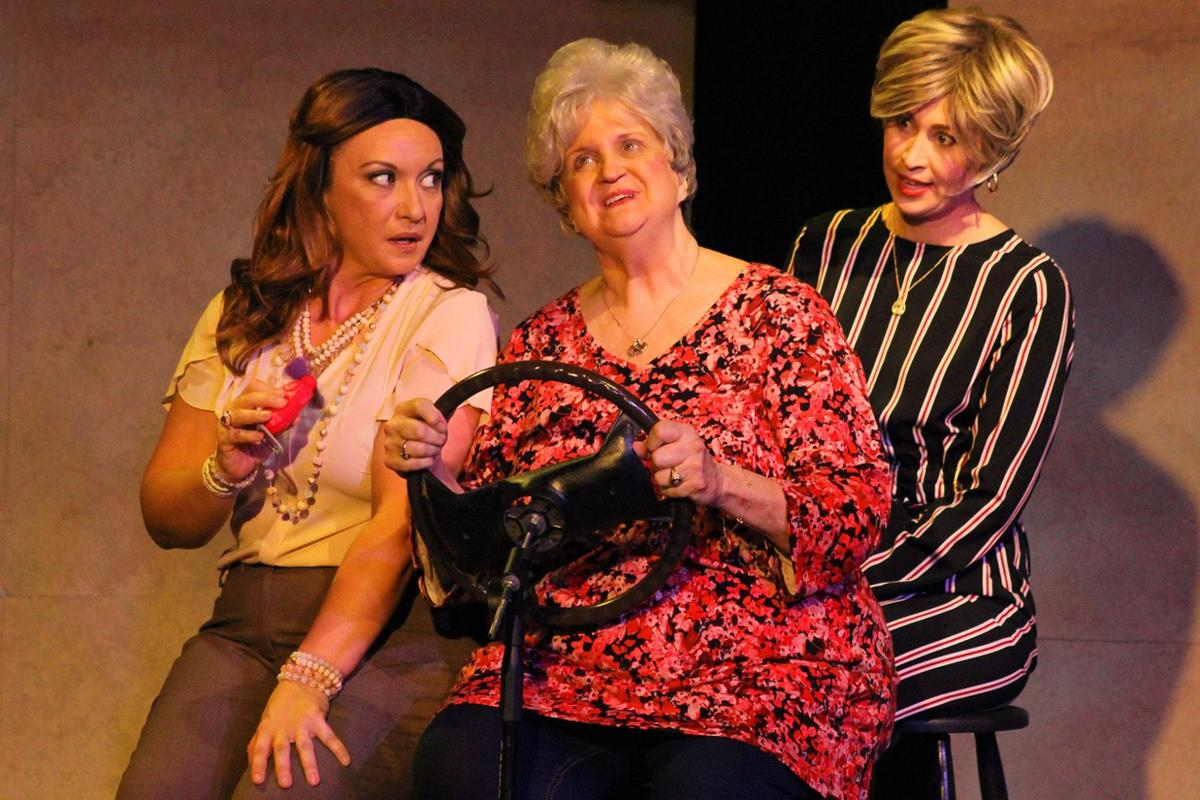 It's road trip time in the Off Broadway Palm with 'Mama Won't Fly'