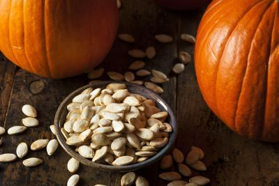 How to prepare and cook pumpkin seeds