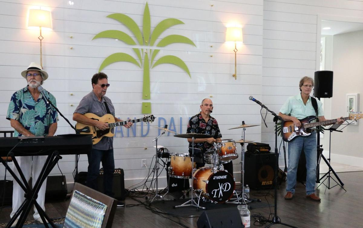 Grand Palm clubhouse opening