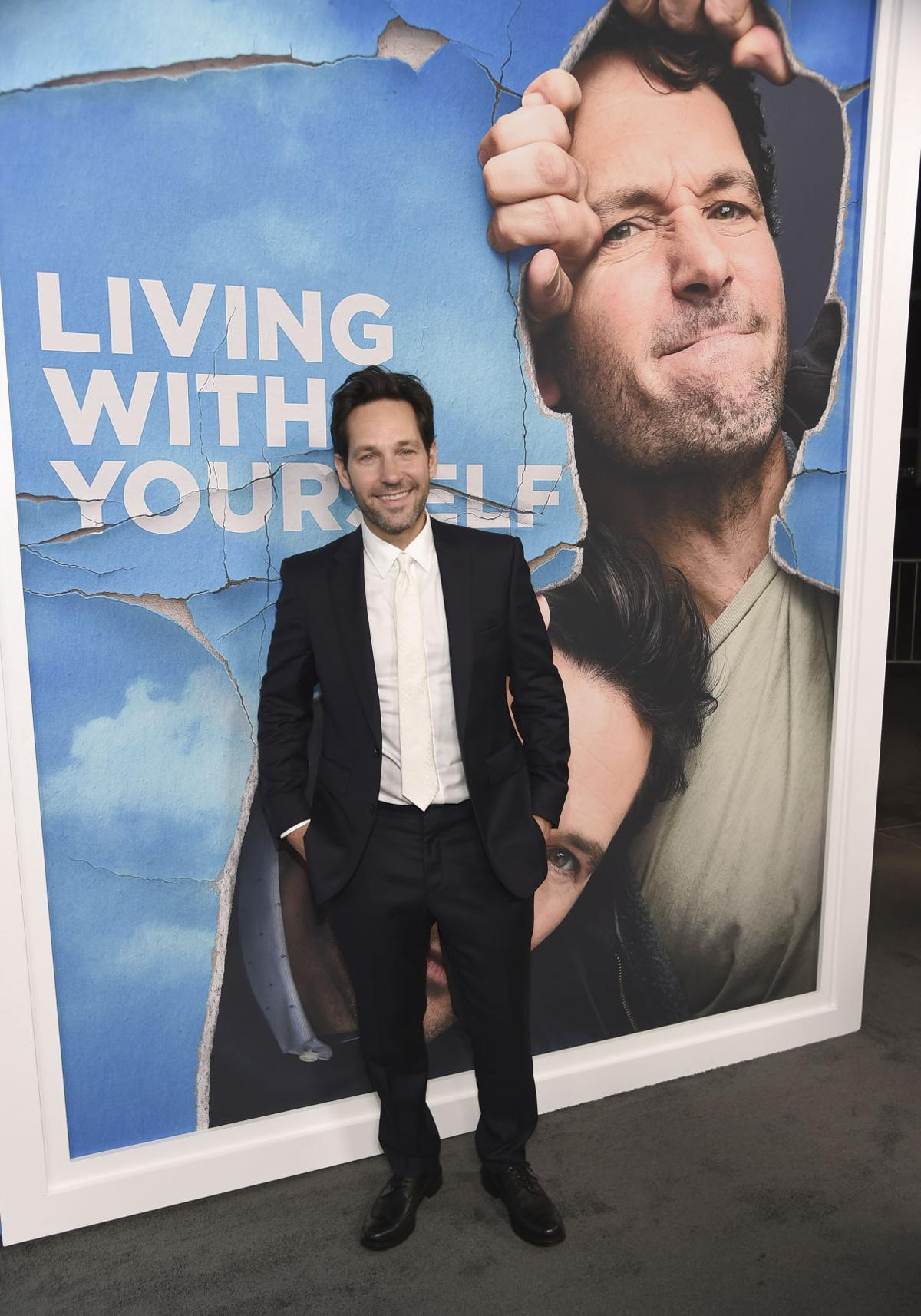 """LA Premiere of """"Living with Yourself"""""""