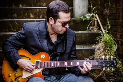 Change brings inspiration to blues guitarist