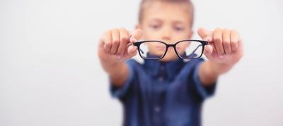 Understanding nearsightedness in children