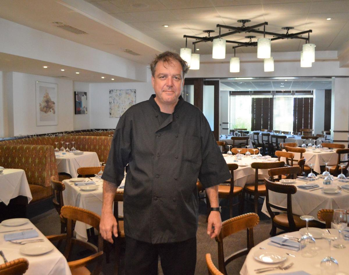 Chef Rolf's Fusion Wine Dinners