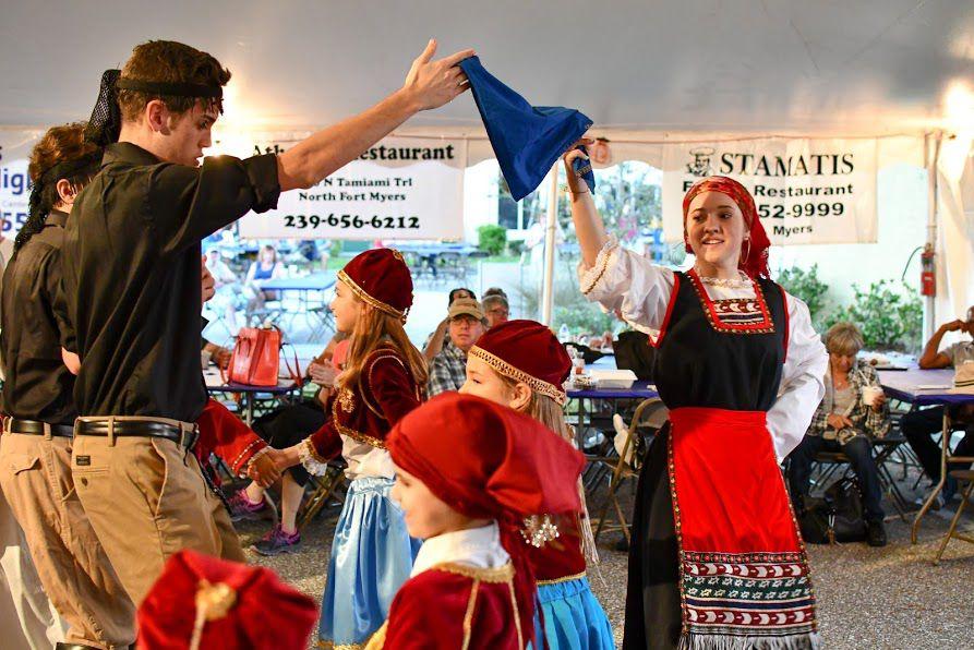 Port Charlotte Greek Fest