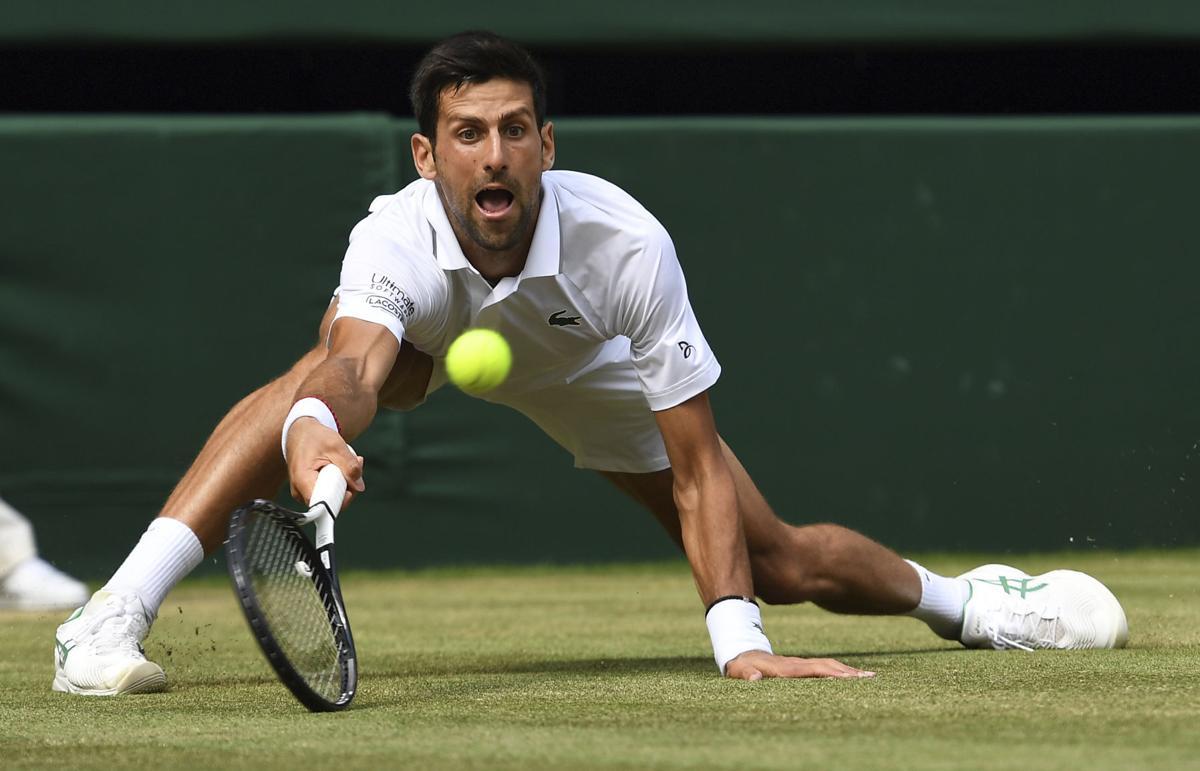 tennis jump photo