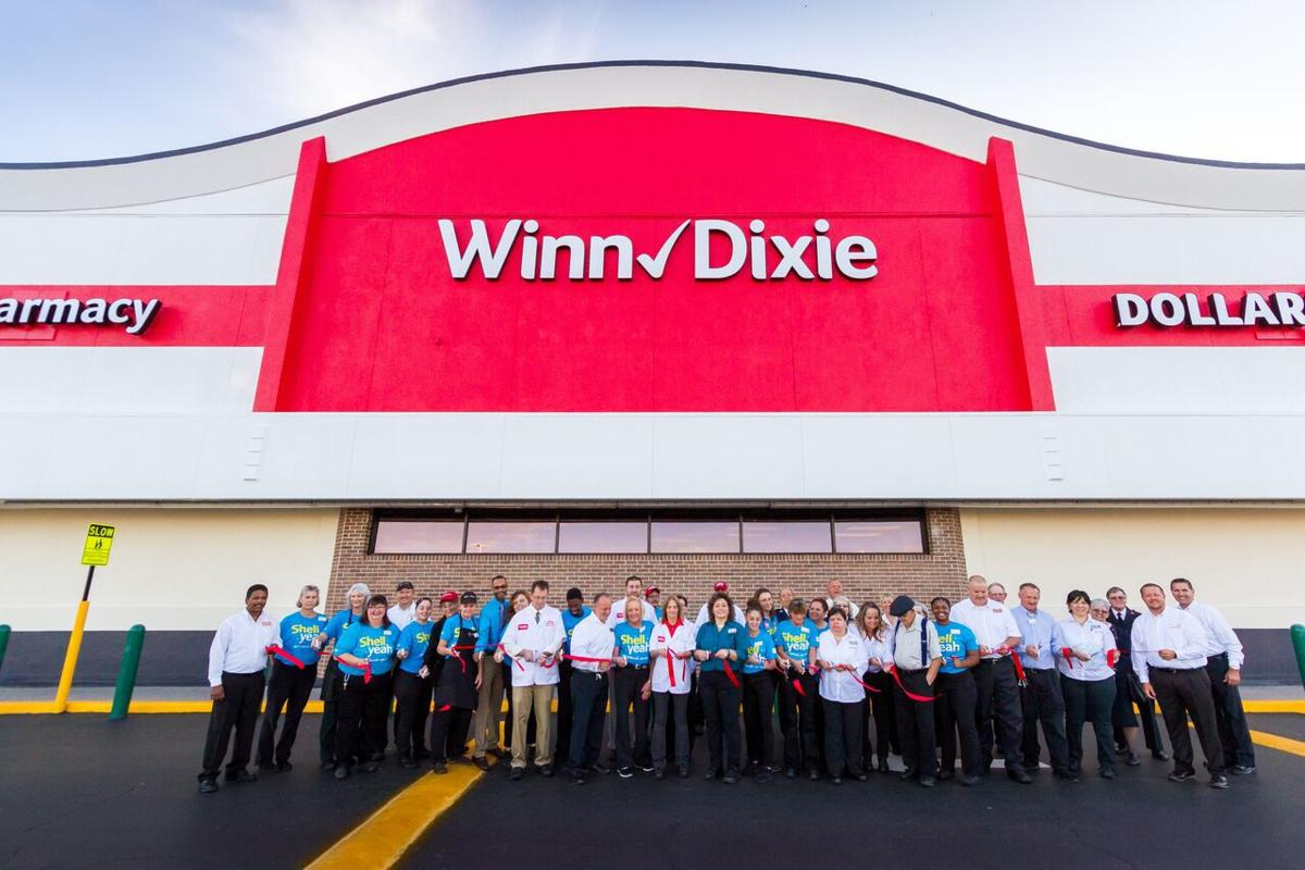 winn dixie unveils newly remodeled south sebring store. Black Bedroom Furniture Sets. Home Design Ideas