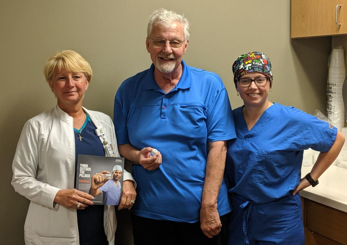 Bayfront Health Port Charlotte is helping reduce risk of stroke in those with non-valvular AFib