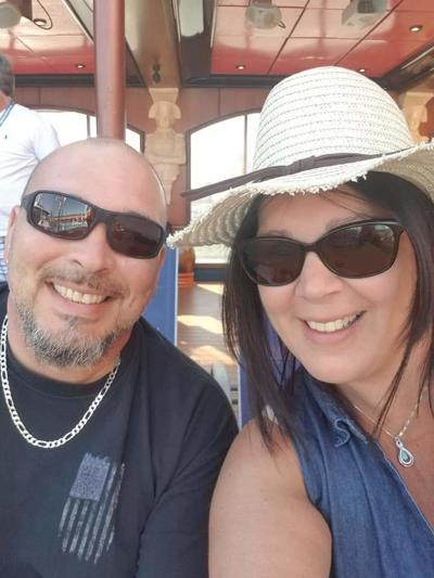 Christopher and Alicia Biedenkapp of North Port