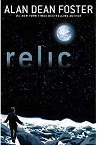 'Relic' cover