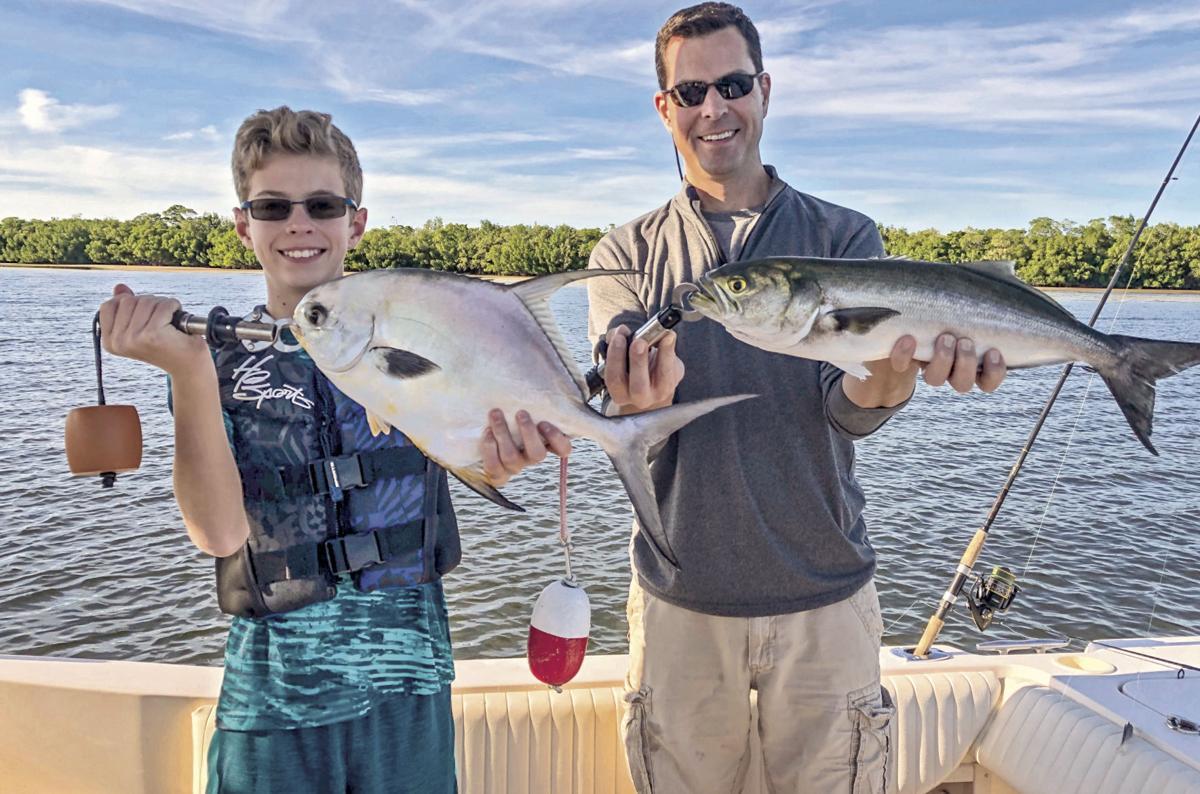 bluefish permit
