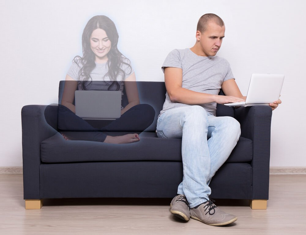 Online dating with intention