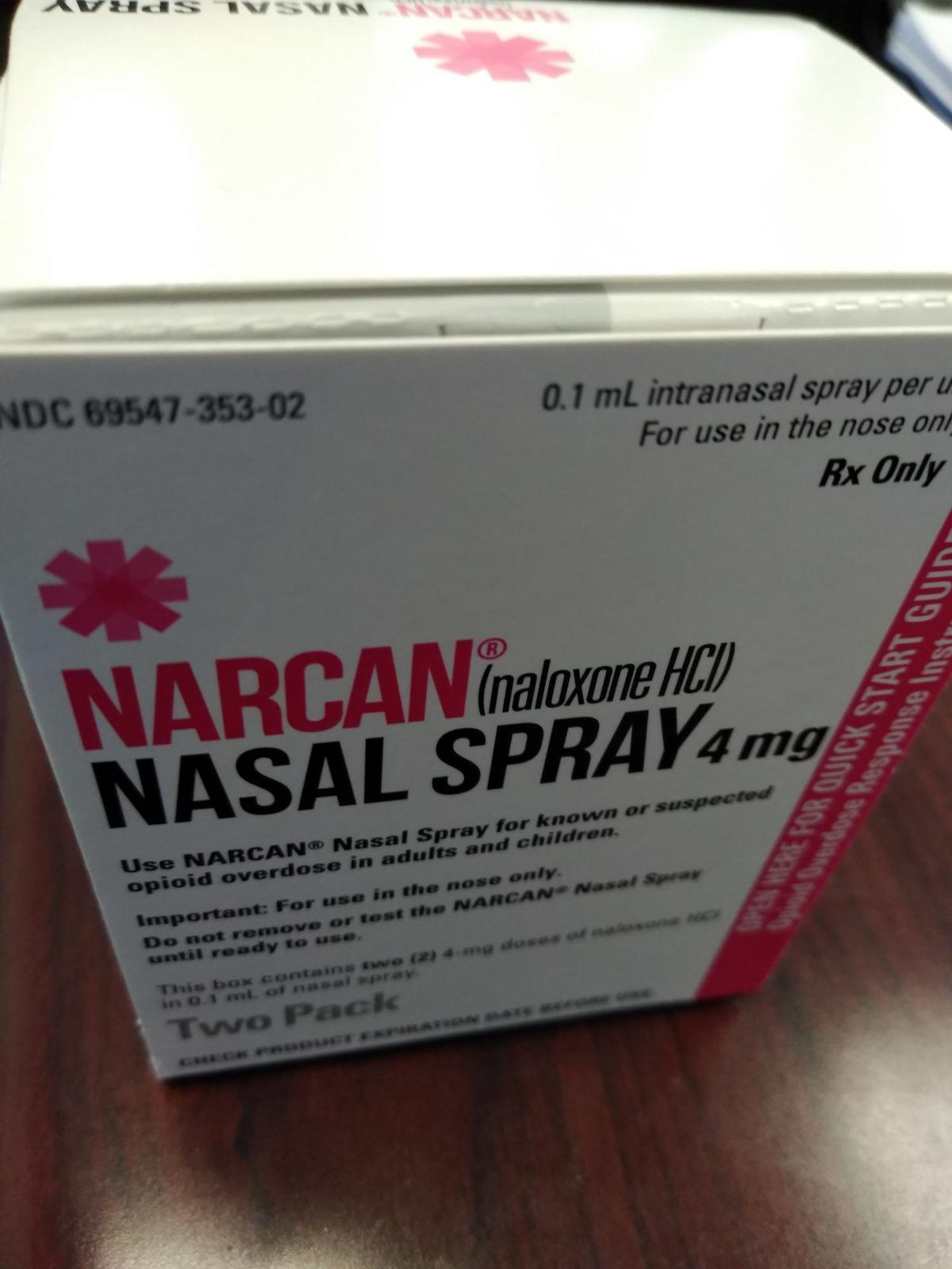 Narcan provided in North Port