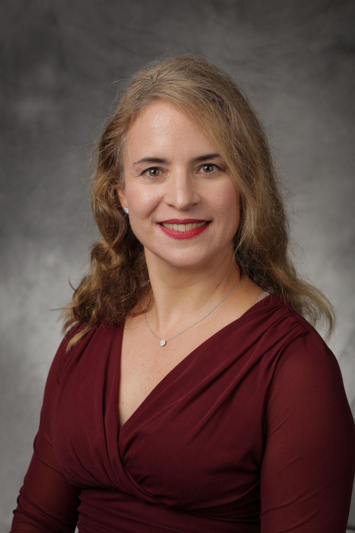 Dr. Madeline Hackney