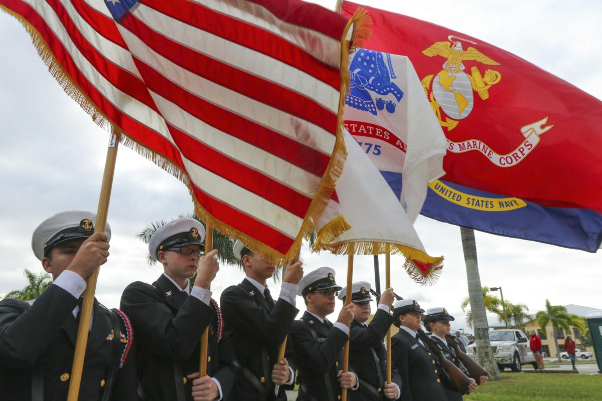 Punta Gorda Elks Veterans Day Parade
