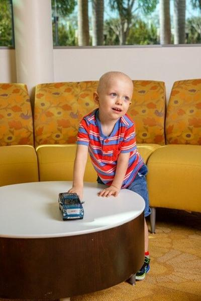 Golisano Children's Hospital of Southwest Florida partners with Publix to change the future of children's health care