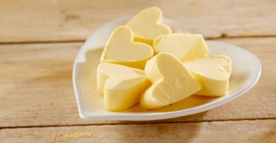 Butter, margarine and your heart