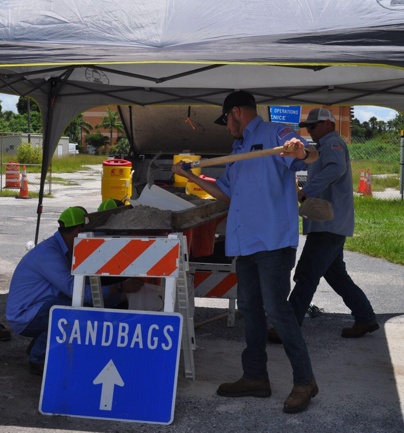 sandbag operations 1