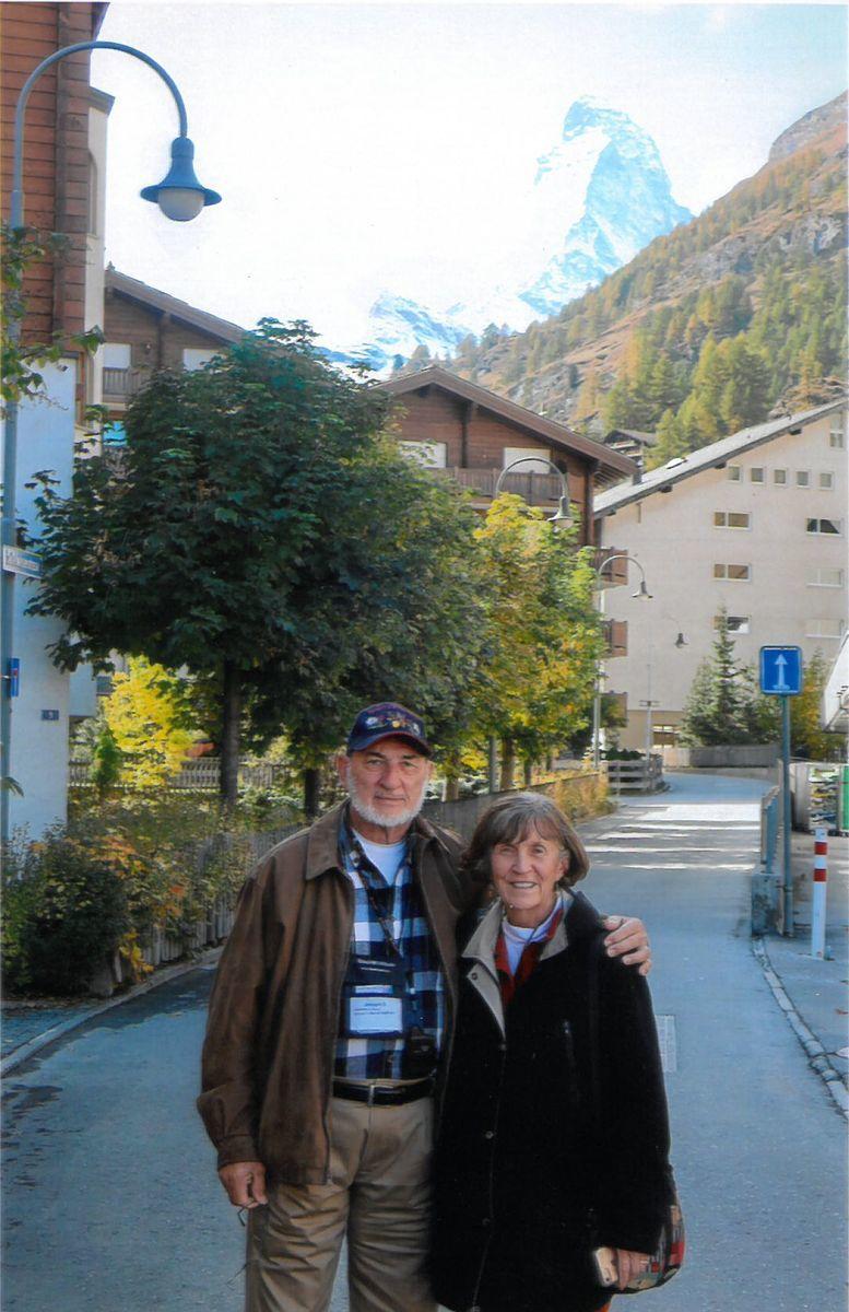 Road Scholars hit the road in Switzerland