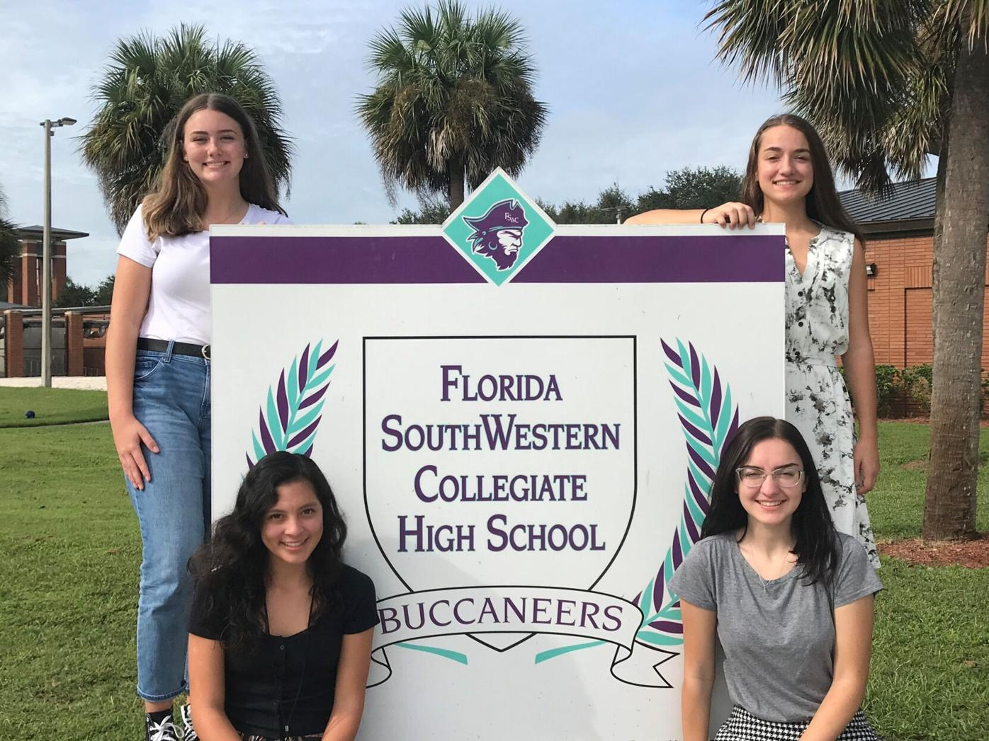 FSWC September Students of the Month