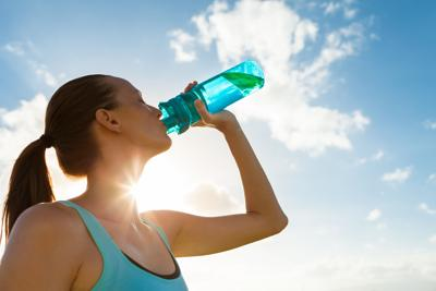 Dehydration or heat stroke?