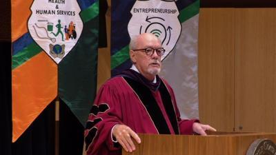FGCU President Mike Martin