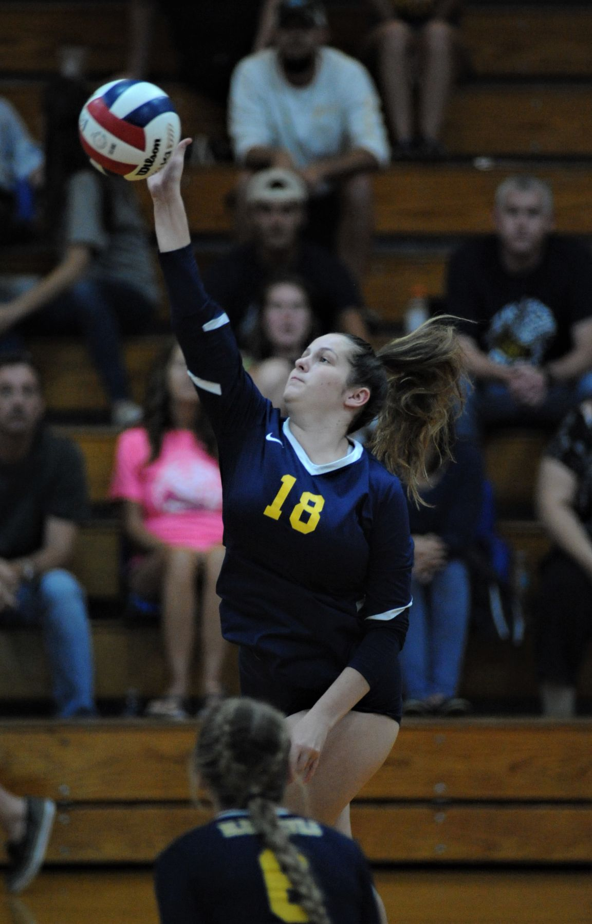 Winter Haven Bartow Volleyball 1