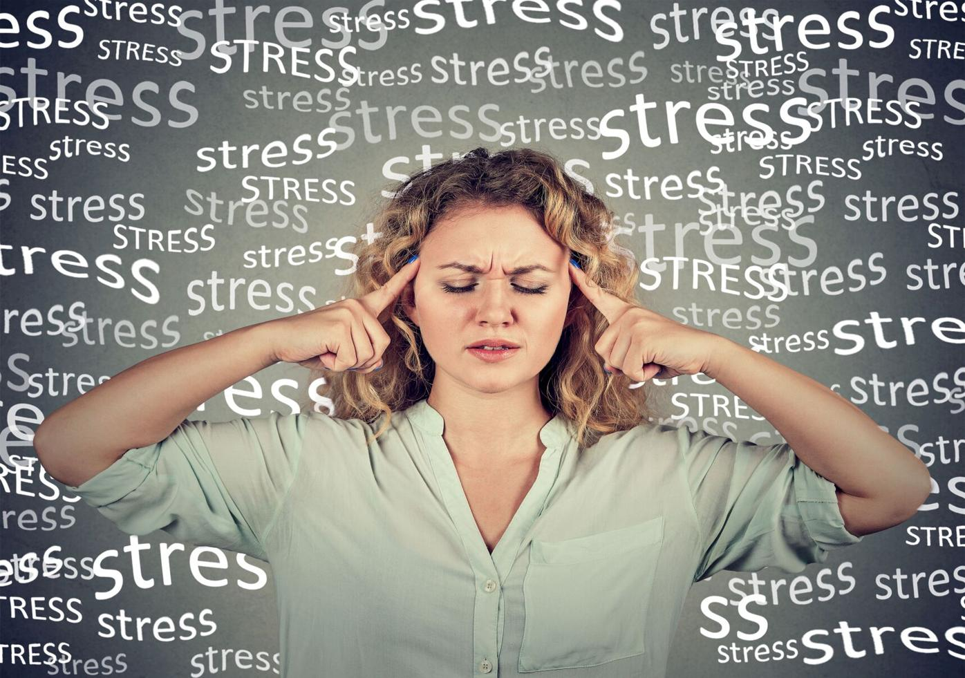 Chronic stress can wreak havoc on your mind and body