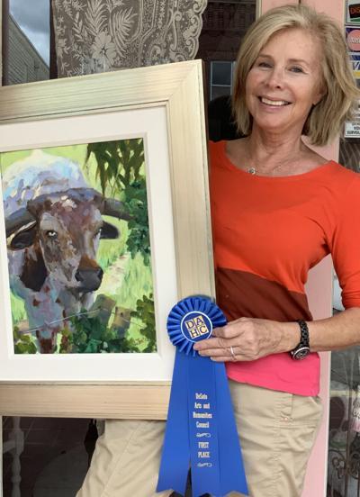 "2019 ""All Florida Cowboy Art Championship"" roundup"