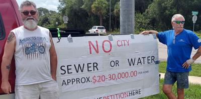 Septic-to-sewer hostility gathers steam, North Porters want voters deciding