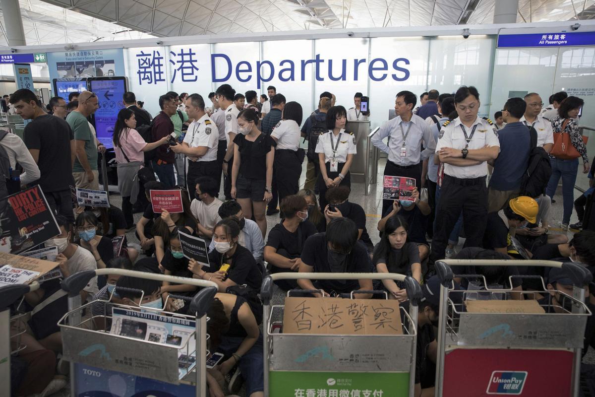 1 Hong Kong Protests