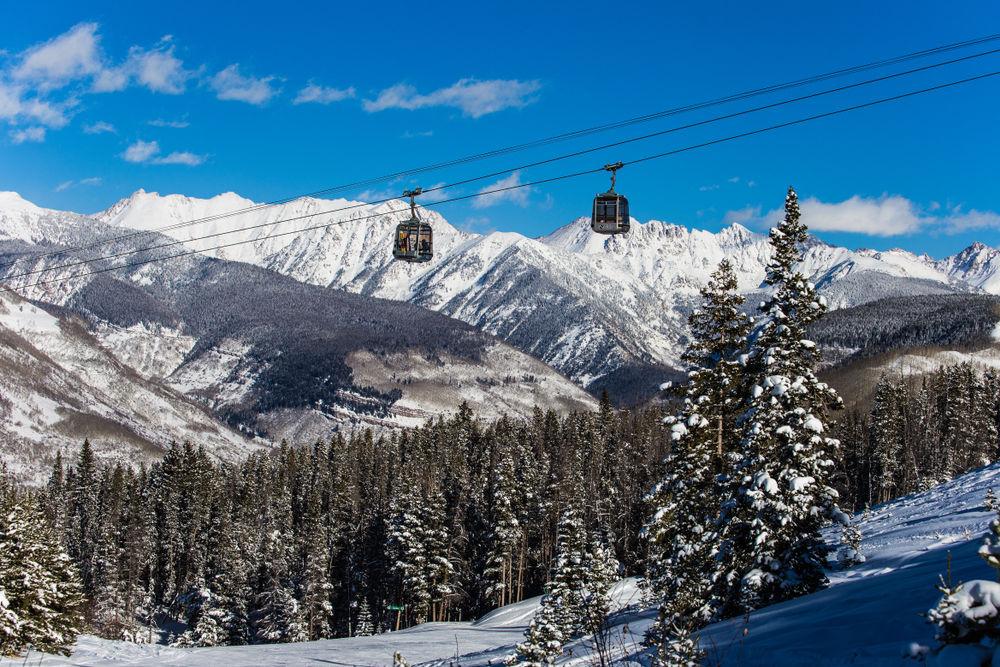 Snow lovers can head to Colorado
