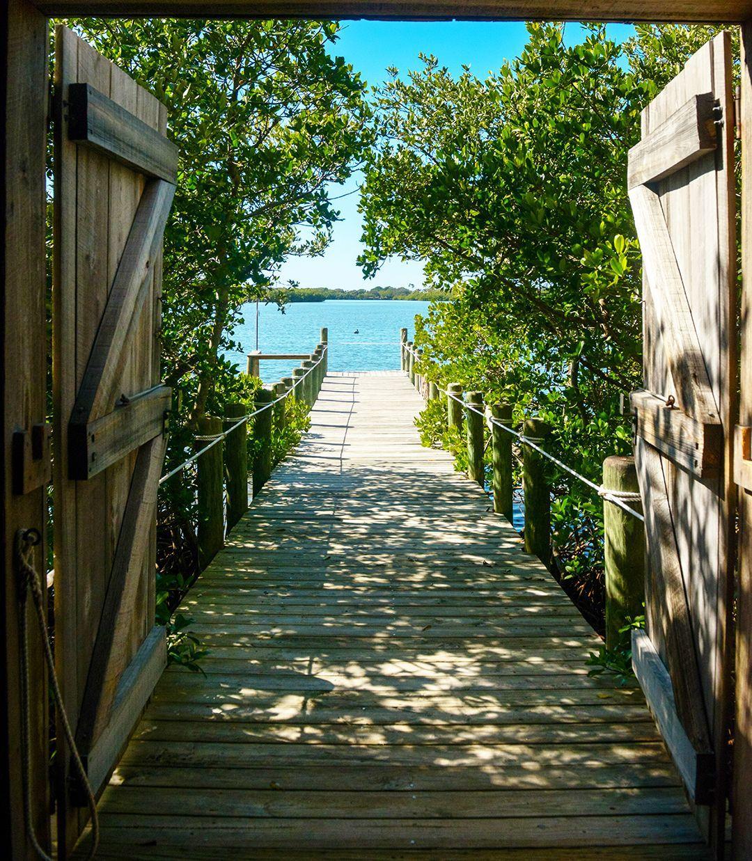 Little Sarasota Bay at Historic Spanish Point