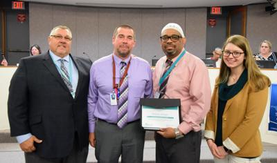 Bartow Middle admins