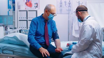 COVID-19 and high blood pressure
