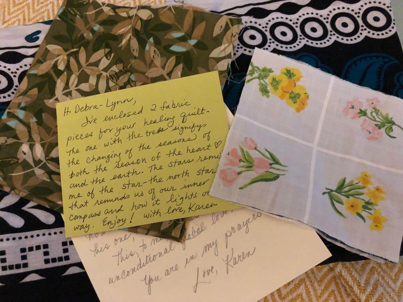 Patchwork healing for a family