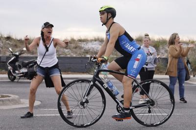 Benjamin Hochman: The story of the Ironman with Down syndrome — and the history he made