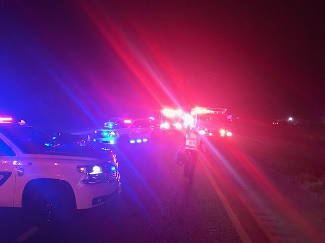 Four killed on Interstate 75