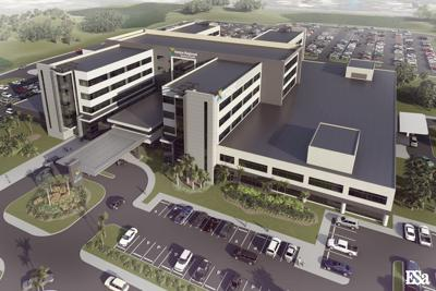 Venice Regional proposed new hospital